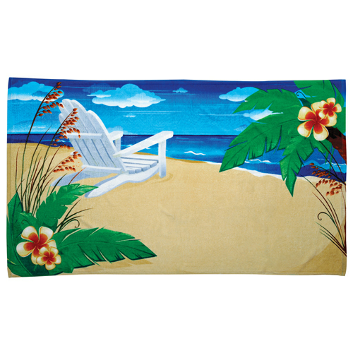 Beach Chair Beach Towel