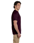 Dark Chocolate Premium Ultra Cotton T as seen from the sleeveright
