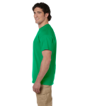 Irish Green Premium Ultra Cotton T as seen from the sleeveleft