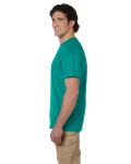 Jade Dome Premium Ultra Cotton T as seen from the sleeveleft