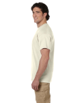 Natural Premium Ultra Cotton T as seen from the sleeveleft