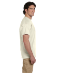 Natural Premium Ultra Cotton T as seen from the sleeveright