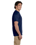Navy Premium Ultra Cotton T as seen from the sleeveright