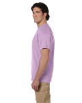 Orchid Premium Ultra Cotton T as seen from the sleeveleft