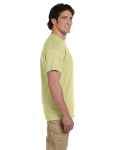 Pistachio Premium Ultra Cotton T as seen from the sleeveright