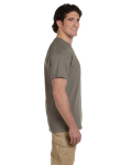 Prairie Dust Premium Ultra Cotton T as seen from the sleeveright