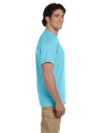 Sky Premium Ultra Cotton T as seen from the sleeveright
