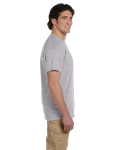 Sport Grey Premium Ultra Cotton T as seen from the sleeveright