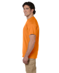 Tangerine Premium Ultra Cotton T as seen from the sleeveleft