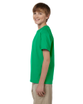 Iris Youth Premium Ultra Cotton T as seen from the sleeveright