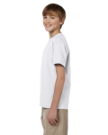 Prepared For Dye Youth Premium Ultra Cotton T as seen from the sleeveright