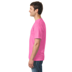 Azalea Classic Cotton T as seen from the sleeveright