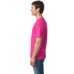 Heliconia Classic Cotton T as seen from the sleeveright