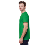 Irish Green Classic Cotton T as seen from the sleeveright