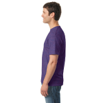 Lilac Classic Cotton T as seen from the sleeveright
