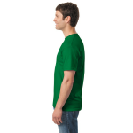 Turf Green Classic Cotton T as seen from the sleeveright