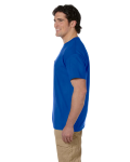 Royal DryBlend™ 5.6 oz., 50/50 Pocket T-Shirt as seen from the sleeveright