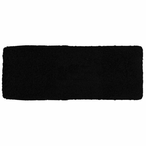 Black Headbands as seen from the front