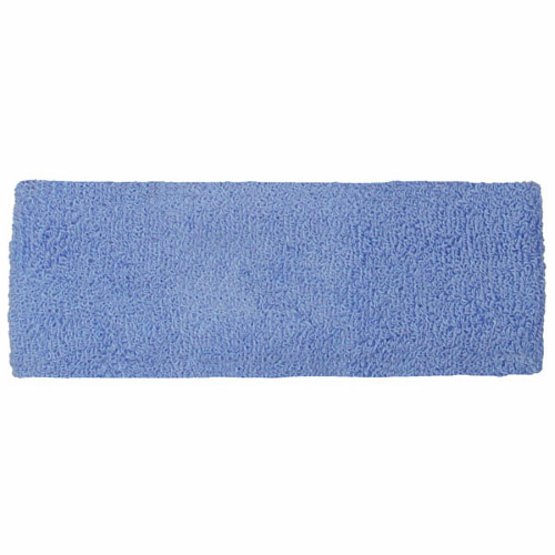 Light Blue Headbands as seen from the front