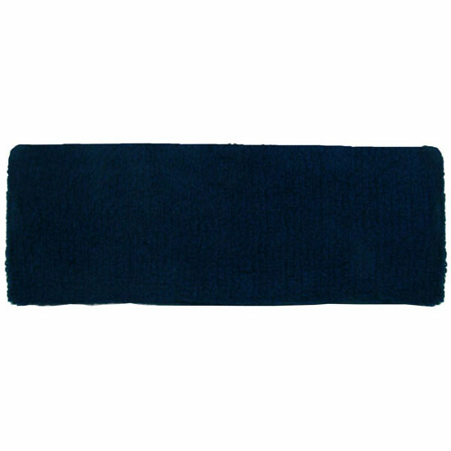 Navy Headbands as seen from the front