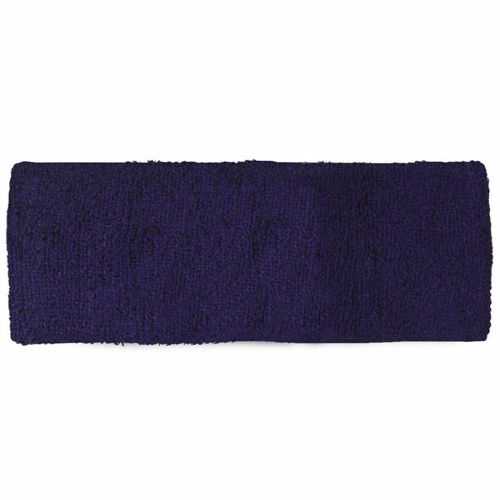 Purple Headbands as seen from the front