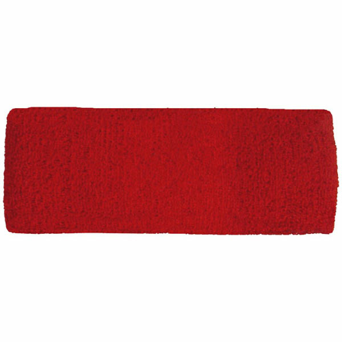 Red Headbands as seen from the front