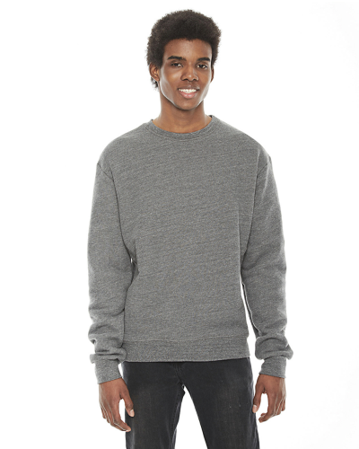 Zinc MADE IN USA Unisex Classic Crew Sweatshirt as seen from the front