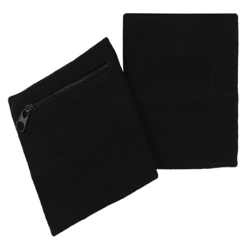 Black Hide-A-Bands as seen from the front