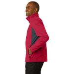 Rich Rd Bat Gy Port Authority Core Colorblock Soft Shell Jacket as seen from the sleeveleft