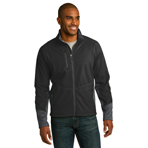Port Authority Vertical Soft Shell Jacket