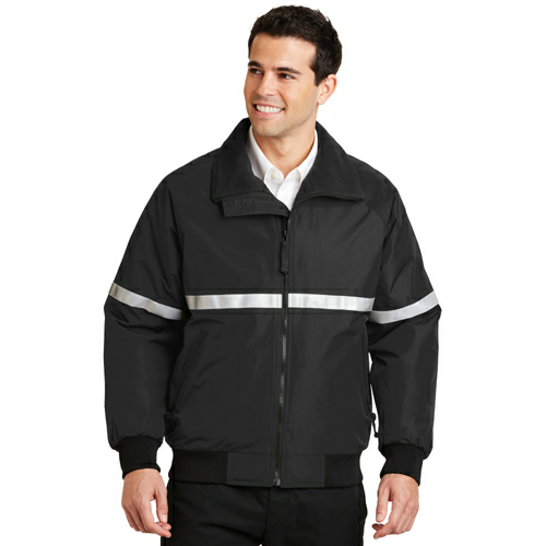 Port Authority Challenger Jacket with Reflective Taping