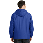 Royal Ltoxford Port Authority Team Jacket as seen from the back