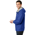 Royal Ltoxford Port Authority Team Jacket as seen from the sleeveleft