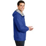 Royal Ltoxford Port Authority Team Jacket as seen from the sleeveright