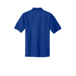 Royal Port Authority Silk Touch Polo as seen from the back