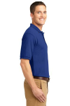 Royal Port Authority Silk Touch Polo as seen from the sleeveright