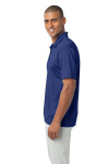 Royal Port Authority Silk Touch Performance Polo as seen from the sleeveleft