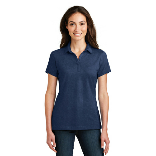 Port Authority Ladies Meridian Cotton Blend Polo