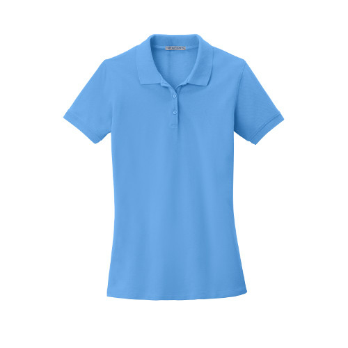 Port Authority Ladies EZCotton Polo