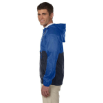 Royal Navy Packable Nylon Jacket as seen from the sleeveright