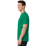Kelly Port & Company 5.4-oz 100% Cotton T-Shirt as seen from the sleeveleft