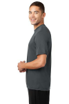 Iron Grey Sport-Tek Competitor Tee as seen from the sleeveleft