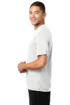 White Sport-Tek Competitor Tee as seen from the sleeveleft