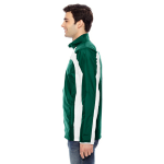 Sport Forest Men's Squad Jacket as seen from the sleeveright