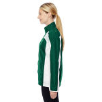 Sport Forest Ladies' Squad Jacket as seen from the sleeveright