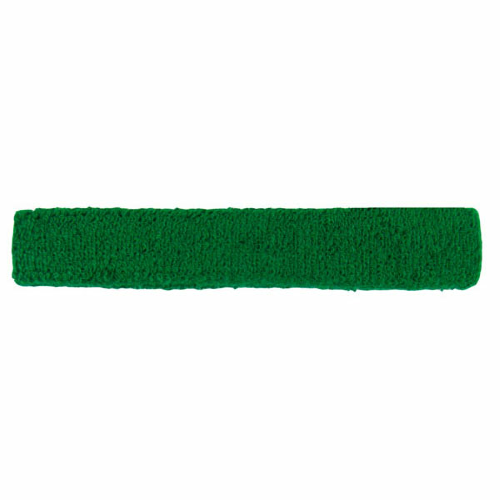 Kelly Green Narrow Fashion Headbands as seen from the front