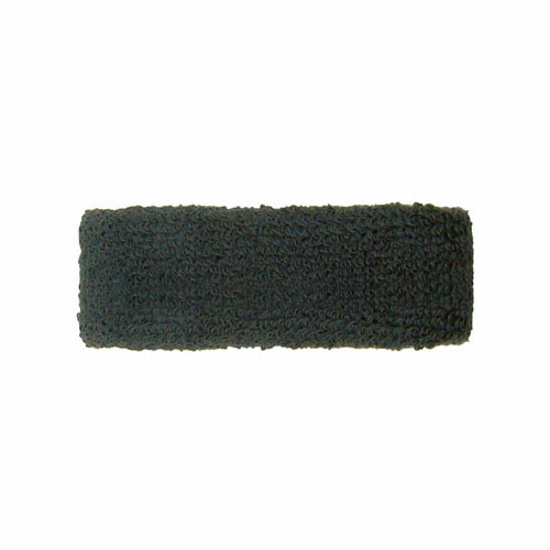 Charcoal Gray Mini Wristbands as seen from the front