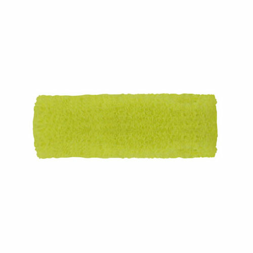 Light Yellow Mini Wristbands as seen from the front
