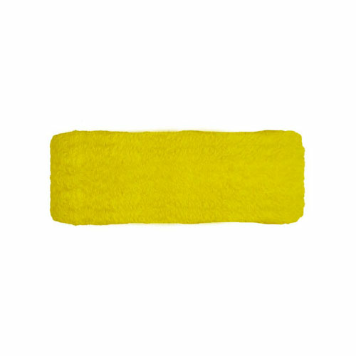 Yellow Mini Wristbands as seen from the front