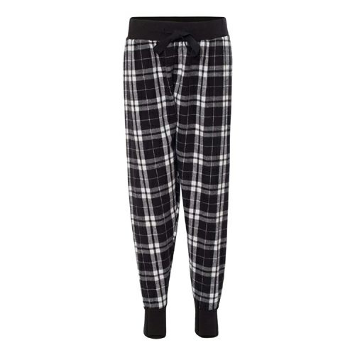 Youth Flannel Tailgate Jogger